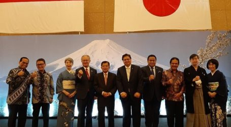 Japan to Increase Investment and Infrastructure Development with Indonesia