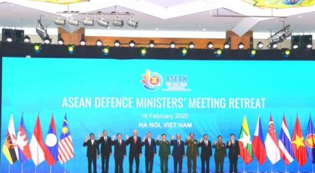 ASEAN Defense Ministers Meet in Hanoi, Vietnam