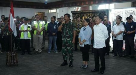 Indonesian Citizens from Wuhan to Isolated in Natuna
