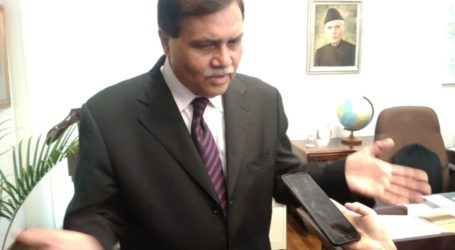 Pakistani Ambassador Appreciates MINA News Agency on Kashmir Solidarity Day