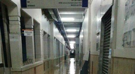 Cipto Mangunkusumo Hospital Jakarta Flooded