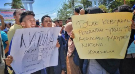 President Jokowi Asks Natuna Community to Accept Indonesians from Wuhan