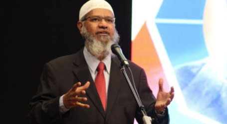 Zakir Naik Calls for Muslim Leaders to Speak Out Against Persecution in India