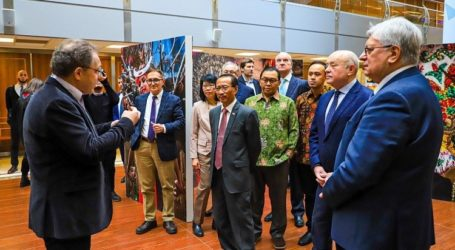 70-Year Indonesia-Russia Seminar Held in Moscow