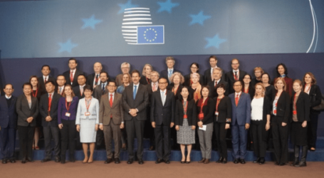 EU Ready to Help ASEAN to Deal with Covid-19