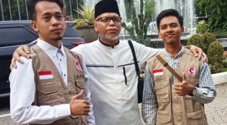Two Indonesian Students to Study at Gaza Islamic University