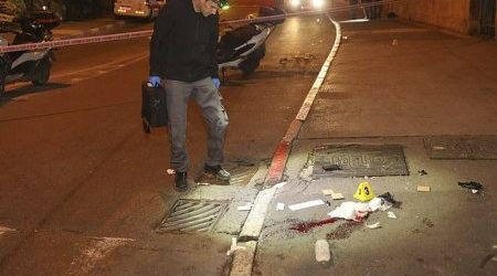 A Car Attack in Jerusalem, 12 Israeli Soldiers Wounded