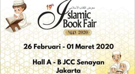 Islamic Book Fair 2020 Ready to Held in Jakarta on February 26-March 1