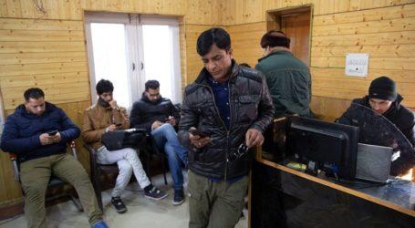 India Restores Kashmiris Internet After Seven Months Blocking