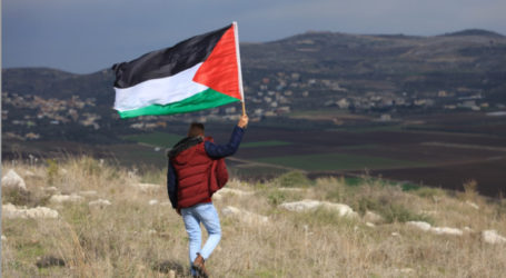 """Palestinian Foreign Ministry Condemns Israeli Plans to Build """"Sovereignity Road"""""""