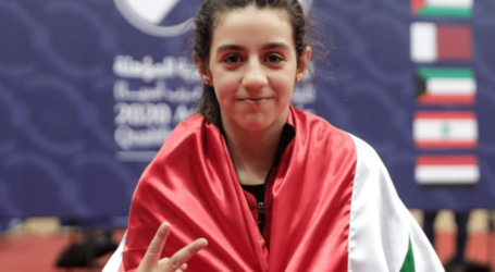 11-Year-Old Syrian Girl to Compete at the Tokyo Olympics