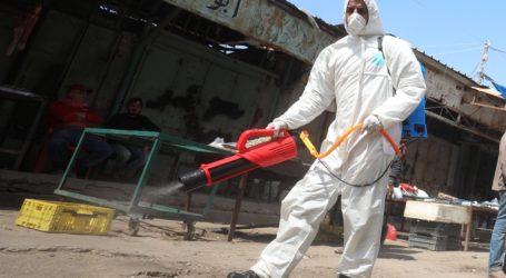 Gaza Resumes Coronavirus Testing Amid Shortage