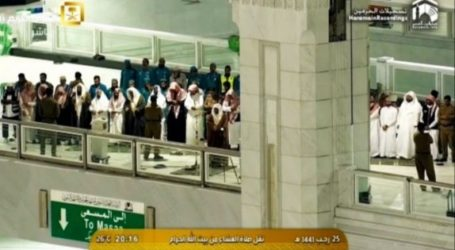 Friday Prayers at Haram and Nabawi Mosque Held Limited