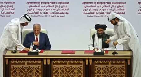 Indonesia Witnesses the Signing of US-Taliban Peace Agreement