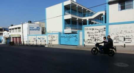 Prevent Corona, UNRWA Closes Schools in Gaza