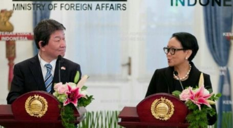 Indonesia-Japan Agree on Collaboration to Prevent Coronavirus Pandemic