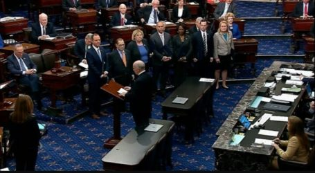 US Senators Call for Government to Help Palestine Facing Covid-19 Outbreaks