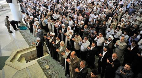 Iran Cancels Friday Prayers in All Provincial Capitals