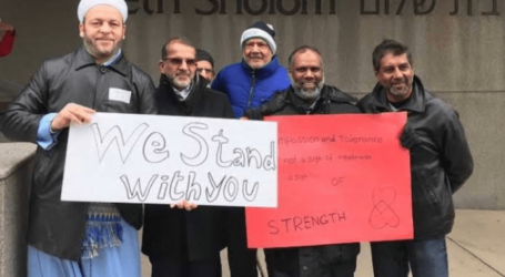 Canadian Muslims Shoulder to Face Covid-19