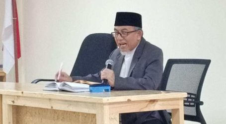 Jama'ah Muslimin (Hizbullah) Appeals Muslims to Anticipate Coronavirus Spread