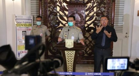 As Many as 81 Medics in Jakarta Confirmed Positive of Covid-19