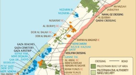 We are Lockdowned for 13 Years: Gazans