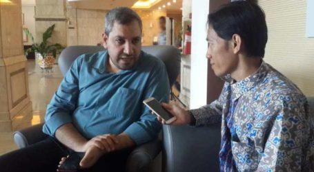 Interview with Sharif Abu Shammala, Managing Director of the Al-Quds Foundation Malaysia (1)