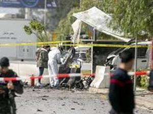 Five Suspected Suicide Bombings Near US Embassy in Tunis Arrested