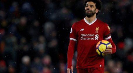 Mo Salah Practices His Physical Ahead of Sahur Time