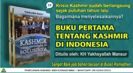 MINA Publishes Books About Kashmir