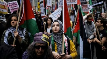 """Al-Quds International Calls on All Palestinians to Confront Israeli """"Flags' March"""""""