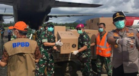 As Eight Countries Help Indonesia Fighting COVID-19