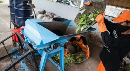 Three Waste Reduction Strategies in Jakarta During COVID-19 Pandemic