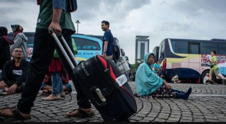 Indonesian Govt Officially Bans Going Hometown