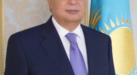 Kazakh's Humanitarian Assistance Against COVID-19