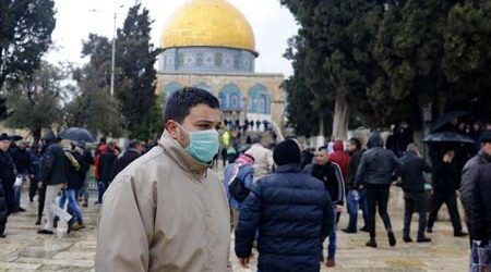 First Time, Al-Aqsa Devoid of Worshipers During Ramadan