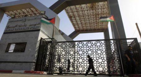 Egypt Opens Rafah Border Until Thursday