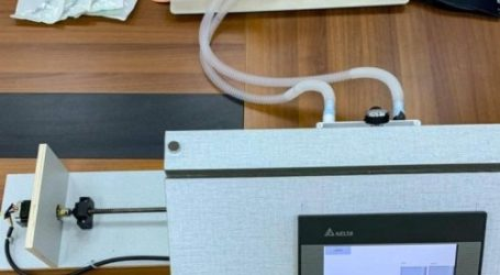 Al-Quds University Creates An Innovative Prototype Ventilator