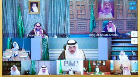 King Salman Affirms Full Support for Palestinian Struggle
