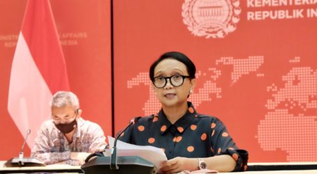 Minister Retno: Treatment of Indonesian Crews on Chinese Ships Violates Human Rights