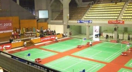 Indonesian Government Prepares Sport Hall for Residents Losing Home