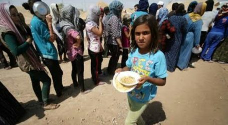 WFP: Nearly 8 Million Syrians Experience Food Shortages