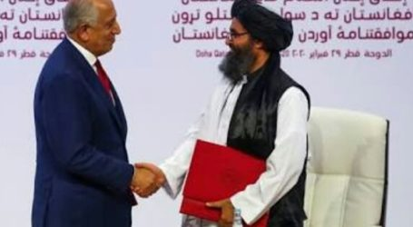 Indonesia Welcomes Taliban-Afghanistan's Ceasefire During Eid Celebration