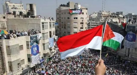 Indonesia Opposes Annexation of Palestine by Israel