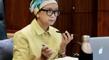 Minister Retno to US Secretary of State: Indonesia Reject Israeli Plan Annexation