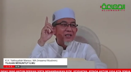 Imaam Yakhsyallah: The Aim of Islamic Teaching is to Strengthen the Truth of Quran