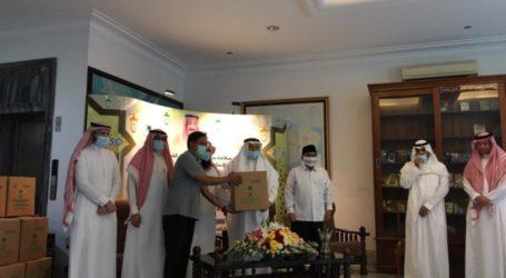 Saudi Embassy In Jakarta Hold Breaking the Fast Program