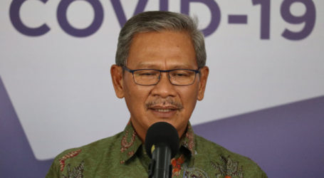 Indonesia Confirms COVID-19 Recovery Cases Increases to 3,803