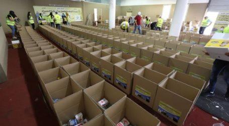 Face Pandemic, Charities Conduct Al-Aqsa Convoy