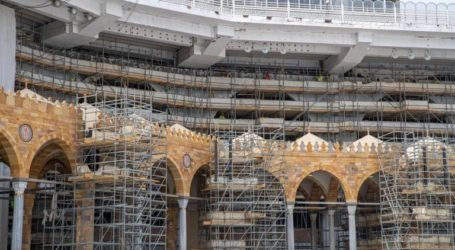 Grand Mosque in Mecca Continues Third Phase of Expansion